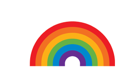 Image of the LGBTQ positve space logo. If you need a masseuse, masseur or registered massage therapist in Toronto contact Liam today.
